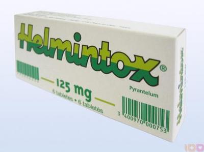 helmintox posologie
