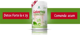 detoxifiere colon colonic pământ