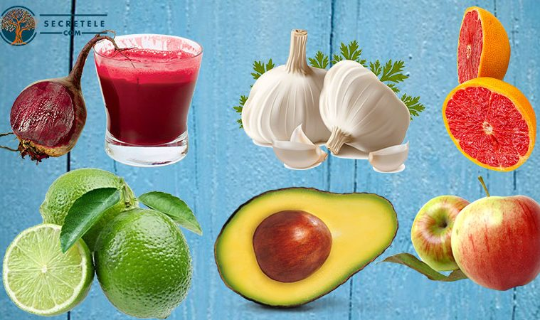 dieta de detoxifiere a ficatului