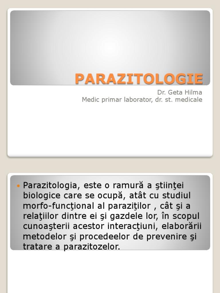 Oxiuroza, parazitoza digestivă cea mai frecventă la copii