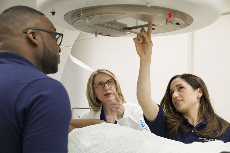 hpv radiation therapy