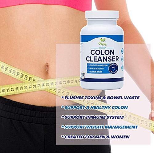 Colon Cleanser (Curățarea colonului) – 100 capsule