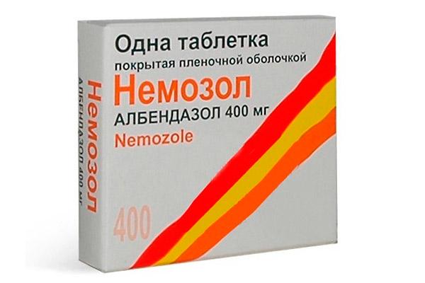 provoacă tratamentul simptomelor helmintiazei
