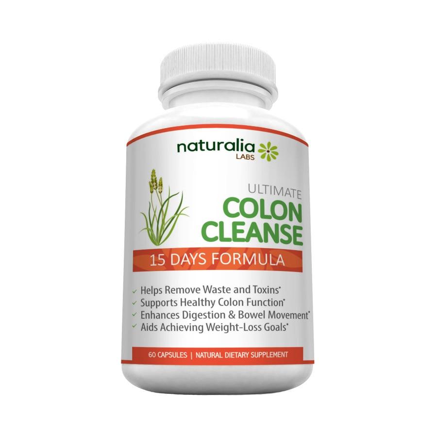 suplimente naturale de curățare a detoxifierii colonului