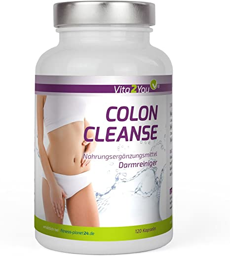 Colon Help Detox Forte, 240 g, Zenyth