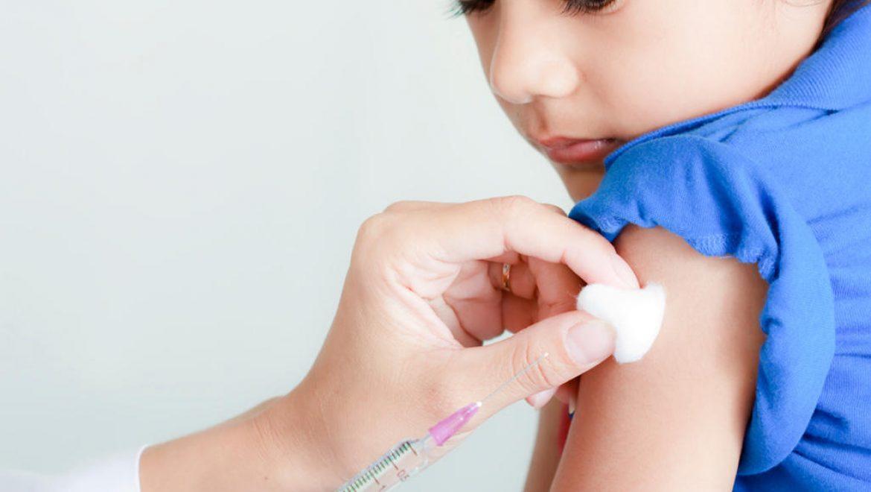 Human papillomavirus infection in child