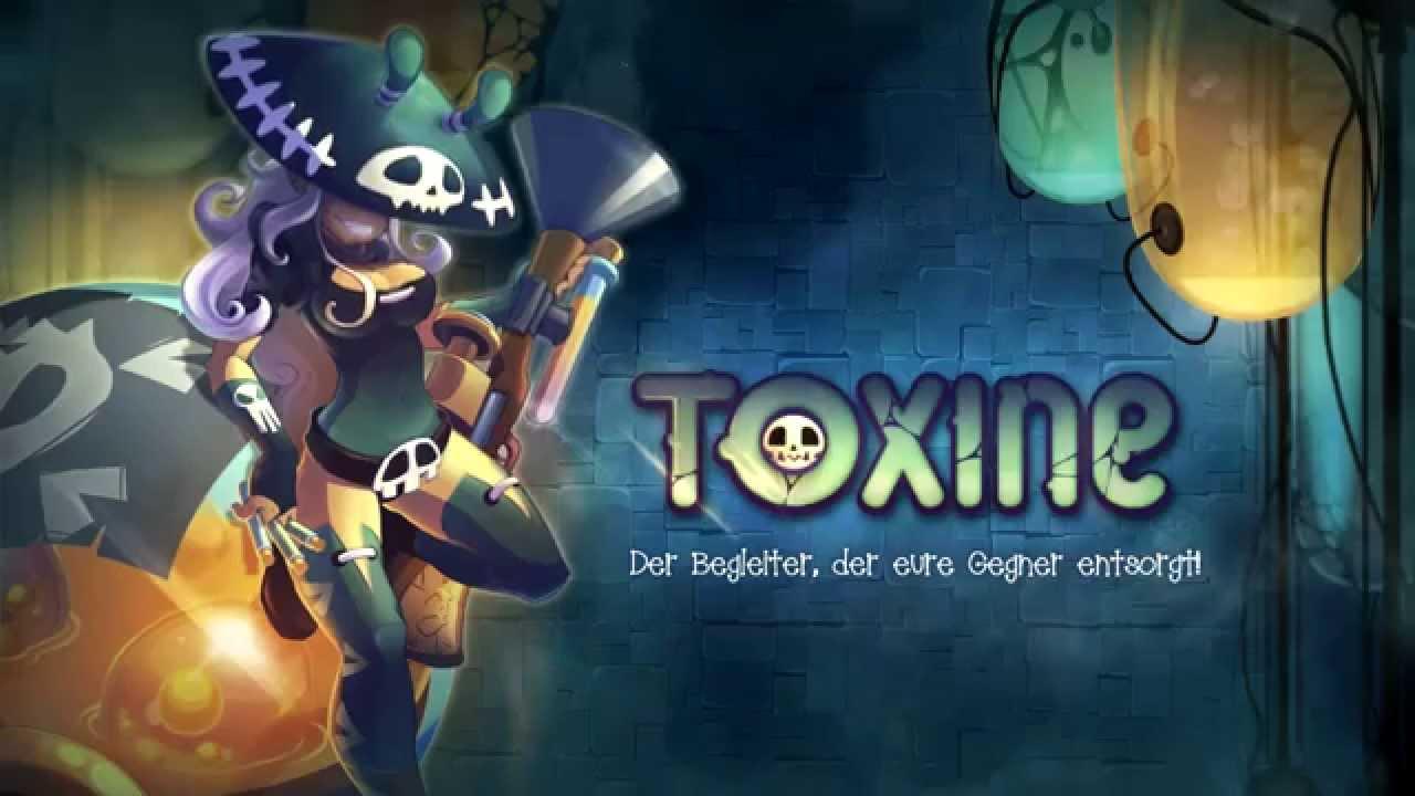 Anemie in engleza Toxine dofus