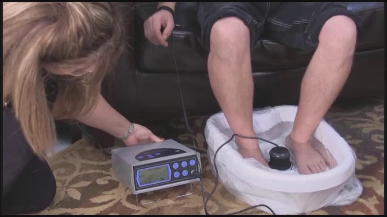 aparat detoxifiere picioare pret