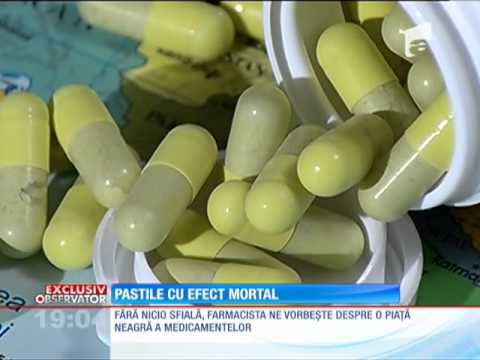 Pastile de dieta pe vectorul de prescriptie medicala. Enterocolita acuta