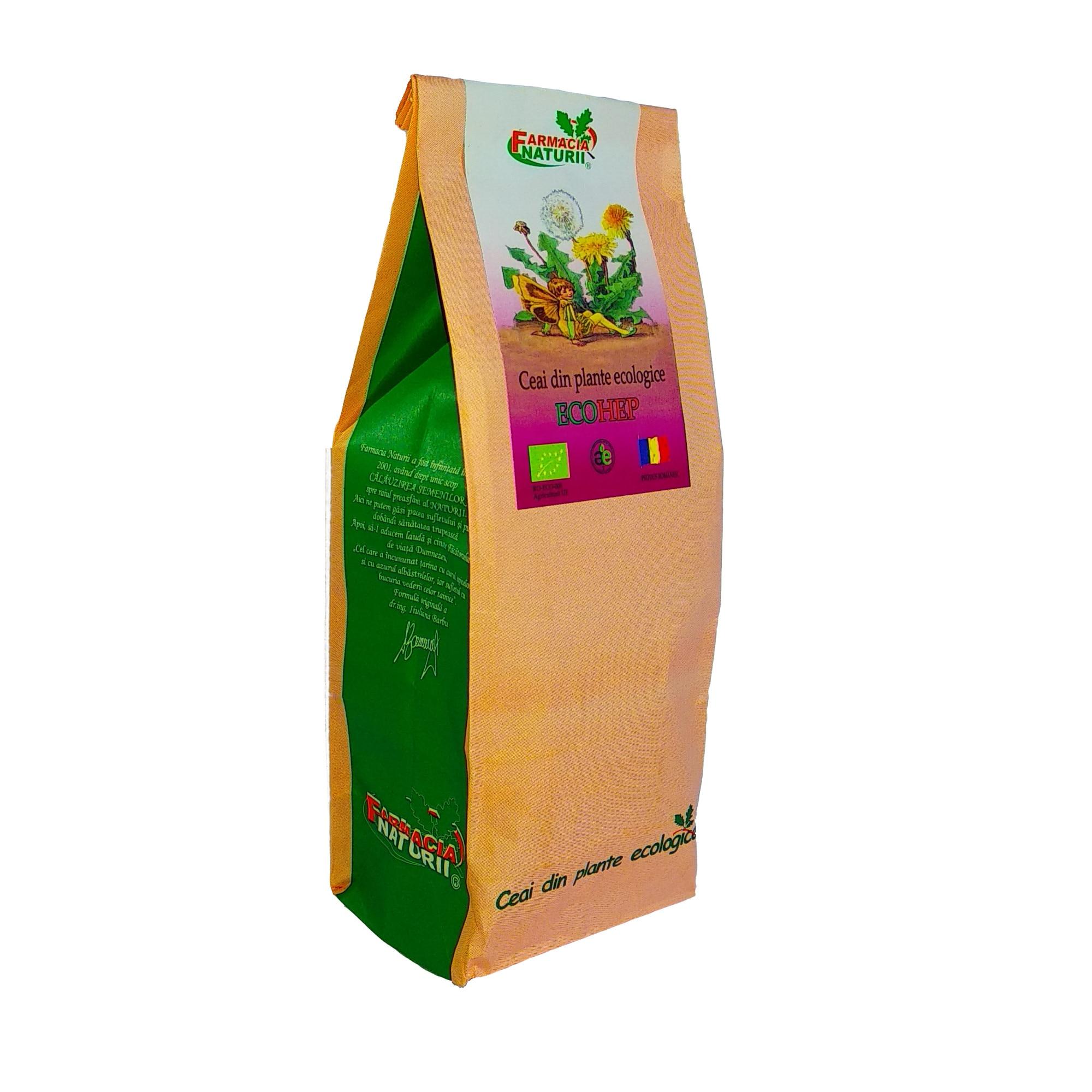 Plante pe care le poti folosi in ceaiuri pentru ficat