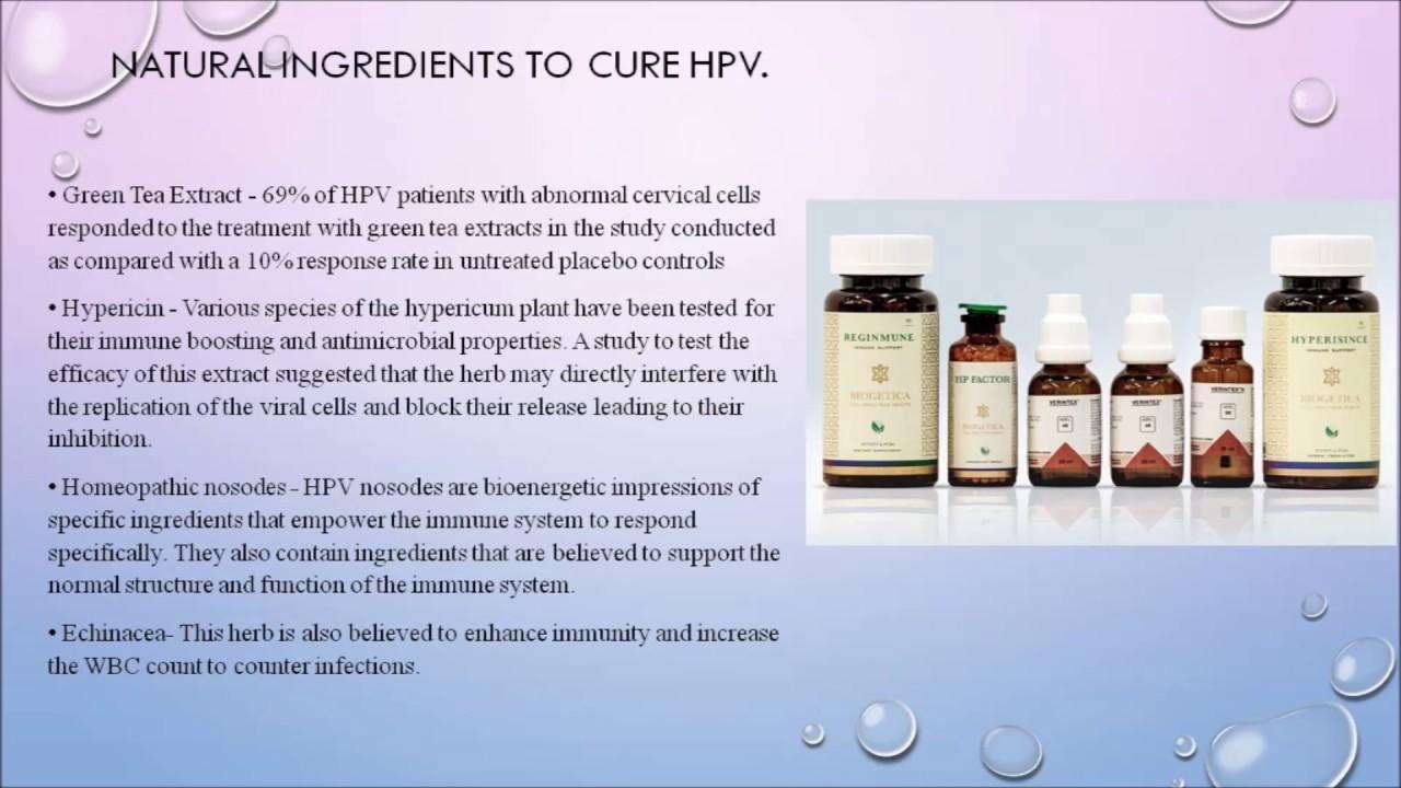 hpv how to cure it tratamentul viermilor tavegil