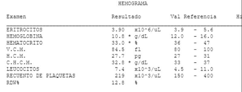 anemia 7 de hemoglobina scheme de eliminare a paraziților