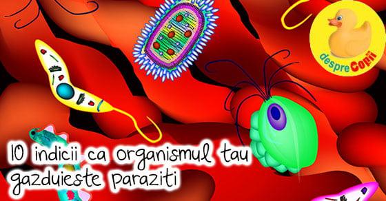 paraziți în mușchii umani, simptome și tratament