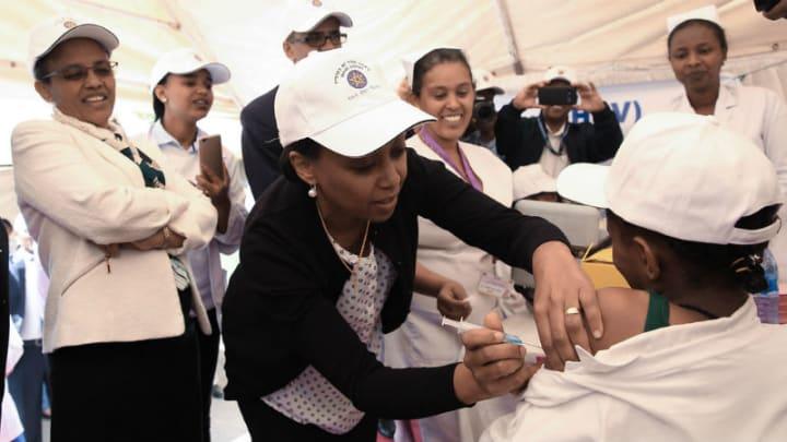 Human papillomavirus vaccine in ethiopia - Mult mai mult decât documente.