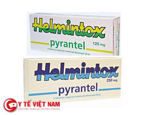 helmintox thuoc pastile de prevenire a viermilor pentru oameni