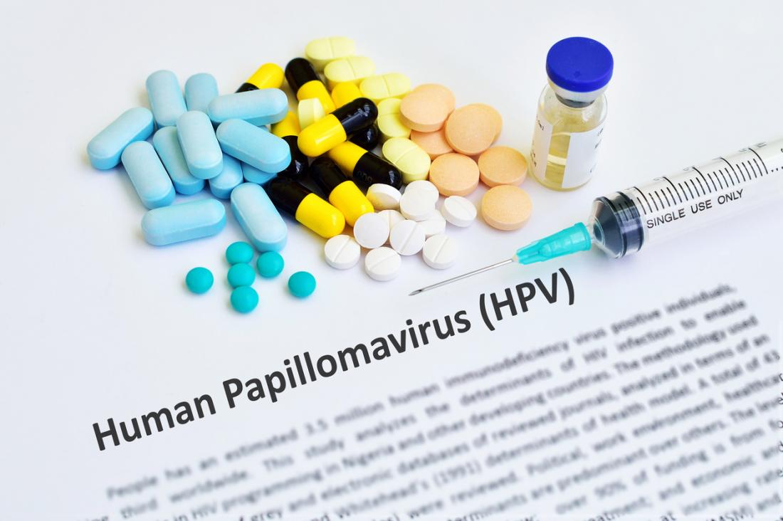 How to treat human papillomavirus naturally Curing HPV hpv causa tumore