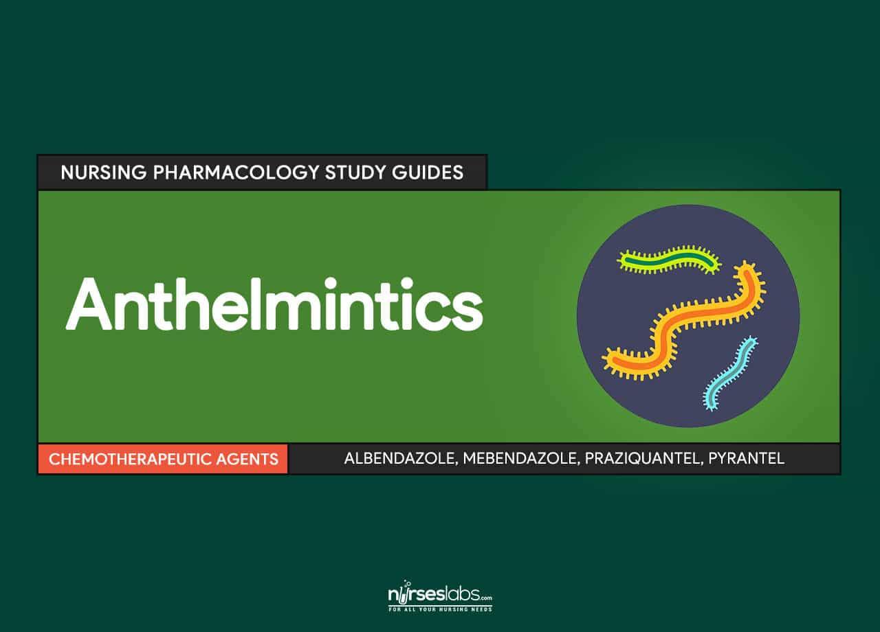 Tratamentul și prevenirea helminților de către anthelmintice pentru oameni