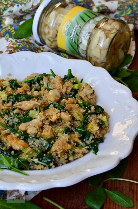 Drob vegan din ciuperci, nuci, quinoa și morcovi: Vezi rețeta | Kaufland