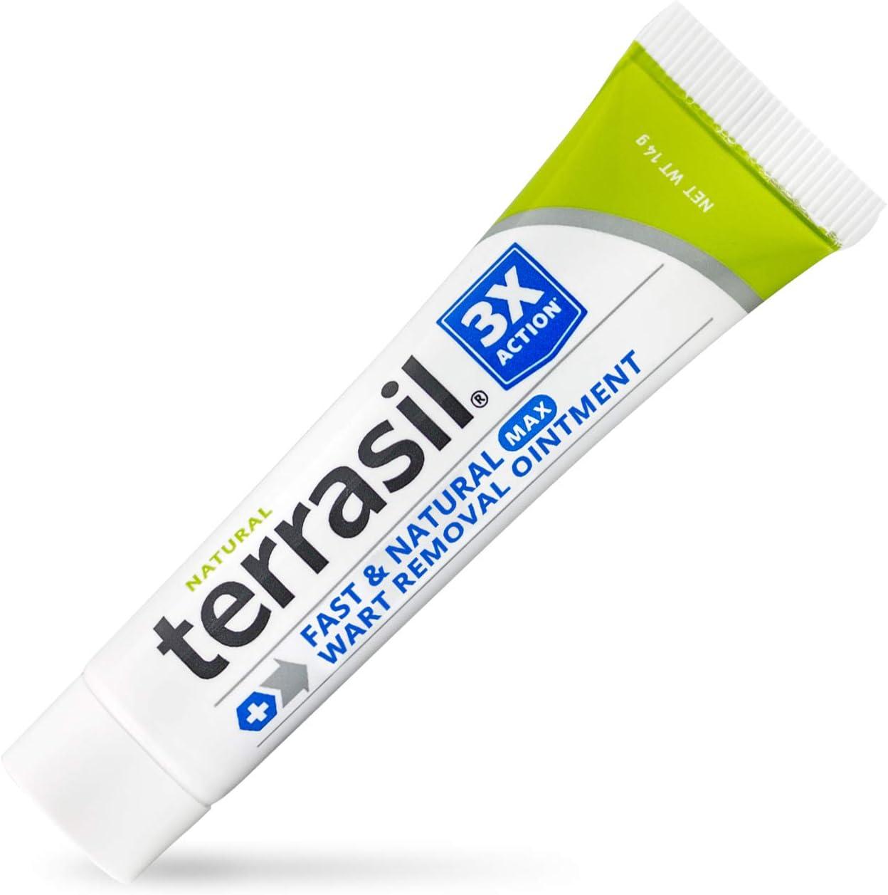 wart treatment cream