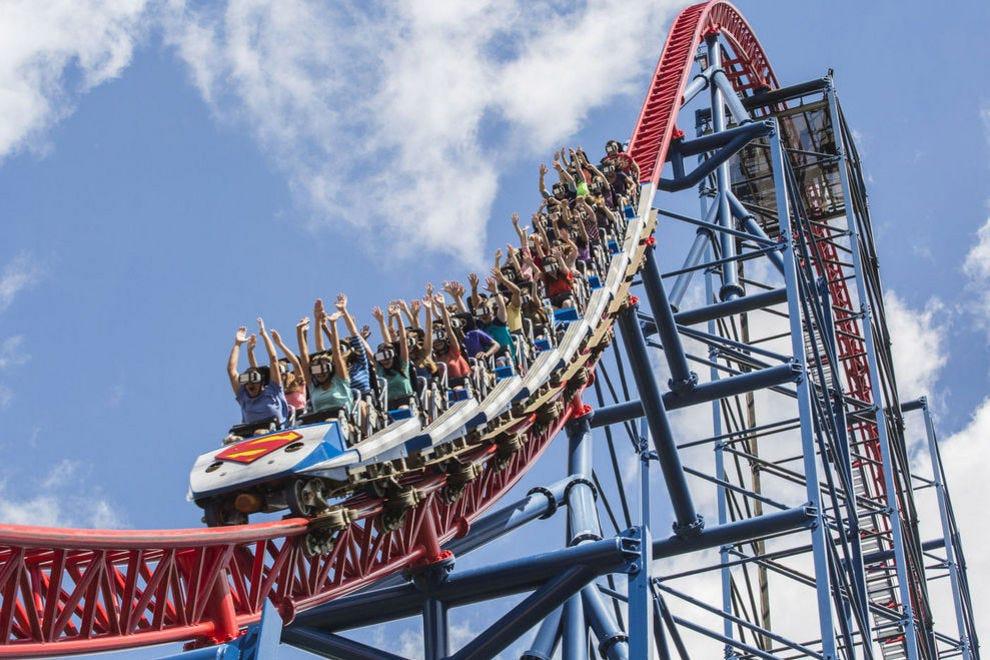 Rollercoaster Las Vegas FAA Approval - Business Insider