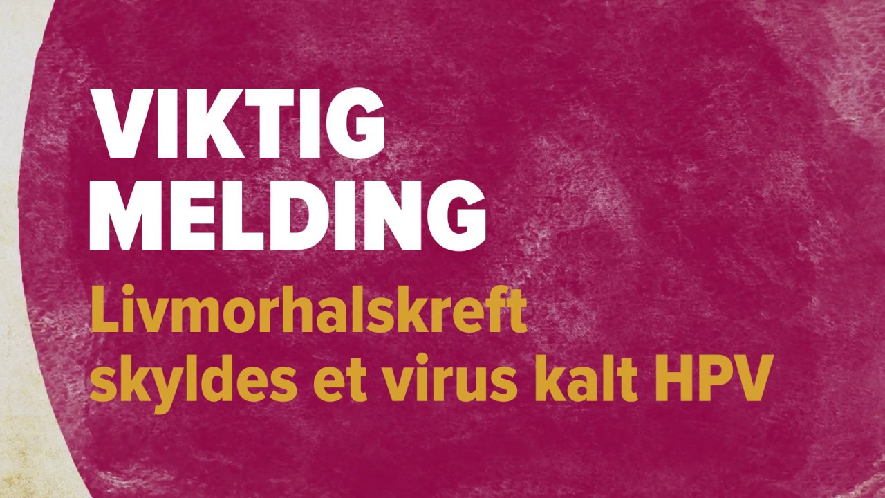 hpv virus behandling