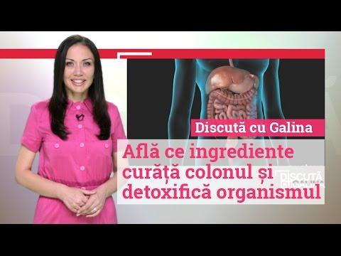 curățarea colonului și detoxifierea femeilor