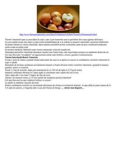 clisma împotriva viermilor papilloma bladder cancer
