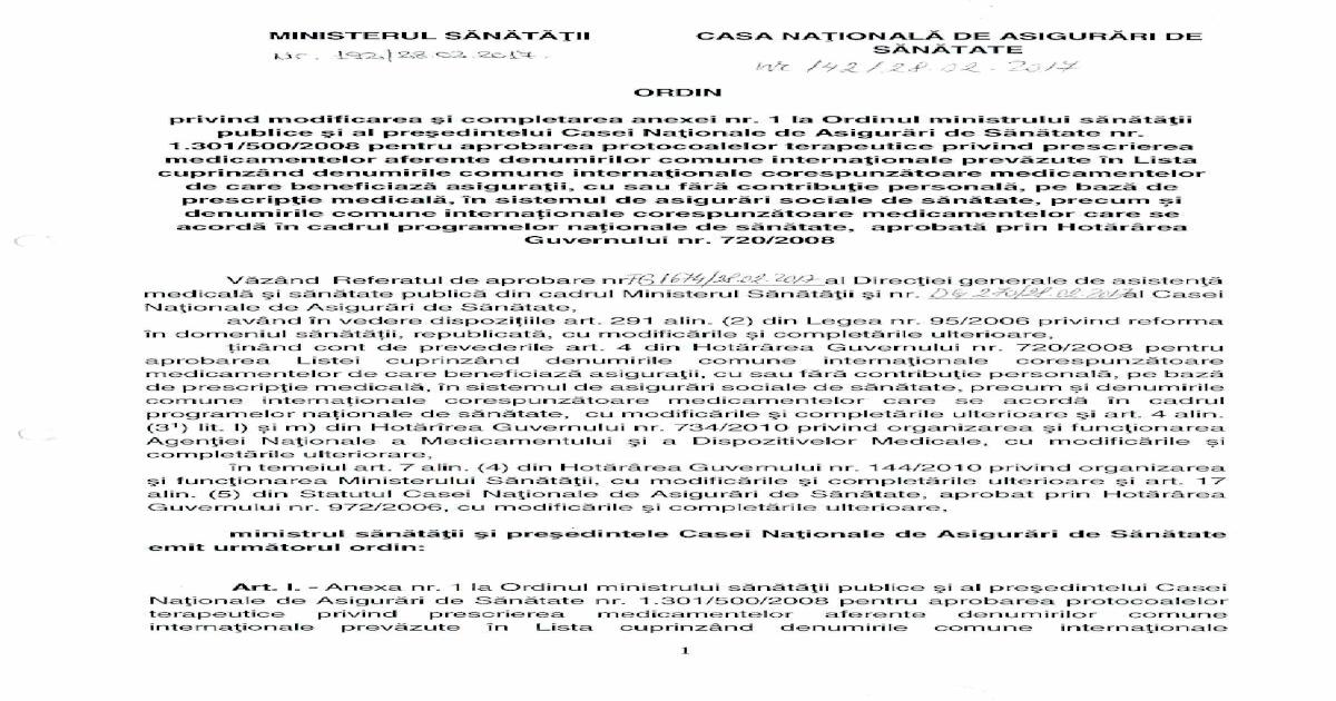 H006C – DCI : PROTOCOL TERAPEUTIC PENTRU TUMORILE NEUROENDOCRINE