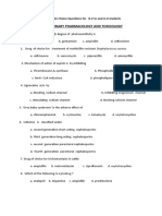 Chiodini-Atlas of Medical Helminthology and Protozoology Medical helminthology mcqs