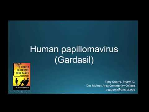 Infectie genitala cu Human Papilloma Virus (HPV) - Human papillomavirus in mandarin
