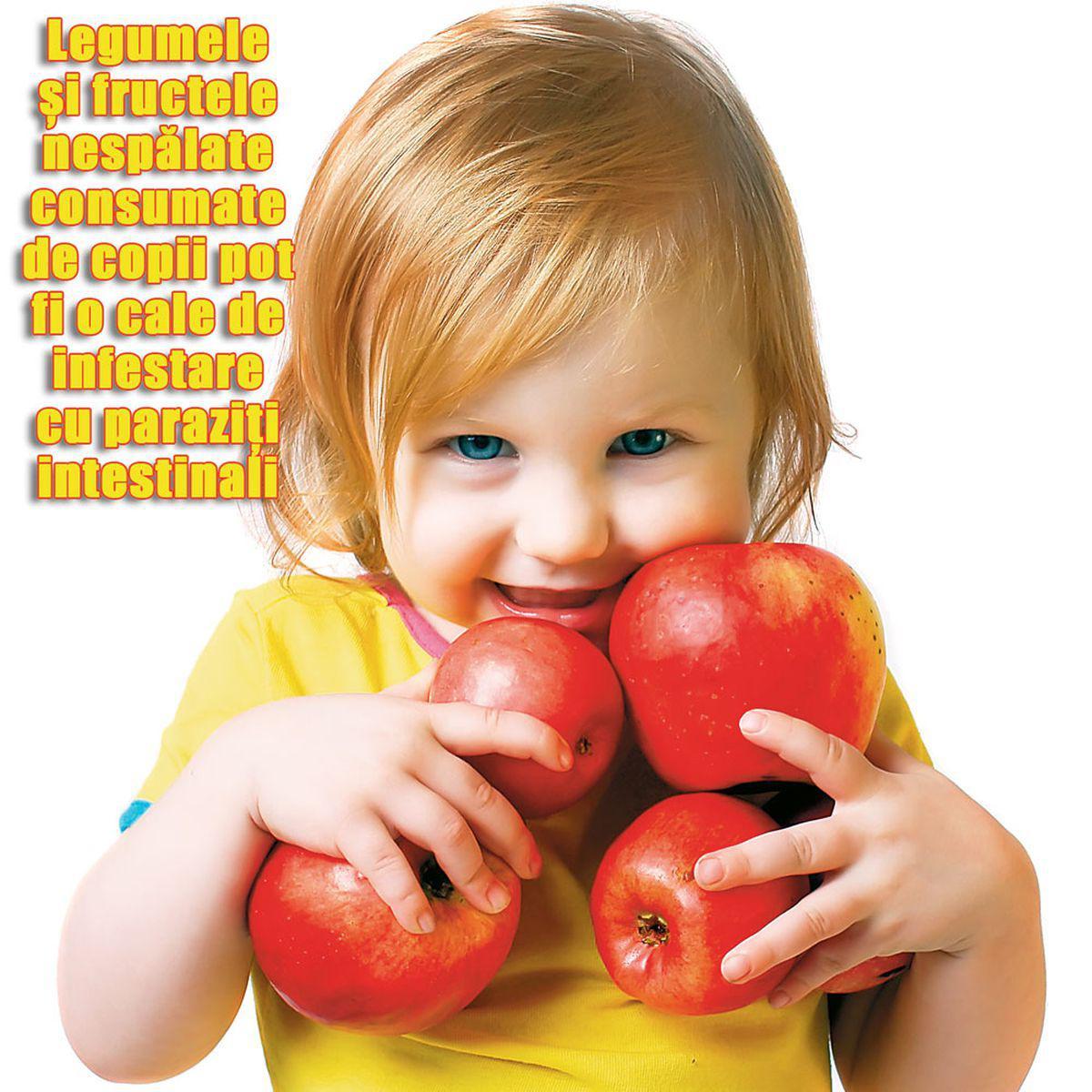 Tratamente naturiste toate tipurile de paraziti intestinali la copii