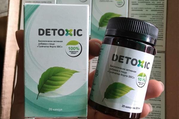 Detoxic – Metoda Revolutionara de Curatarea Organismului de Paraziti Daunatoare.