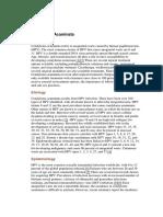 condyloma acuminatum epidemiology
