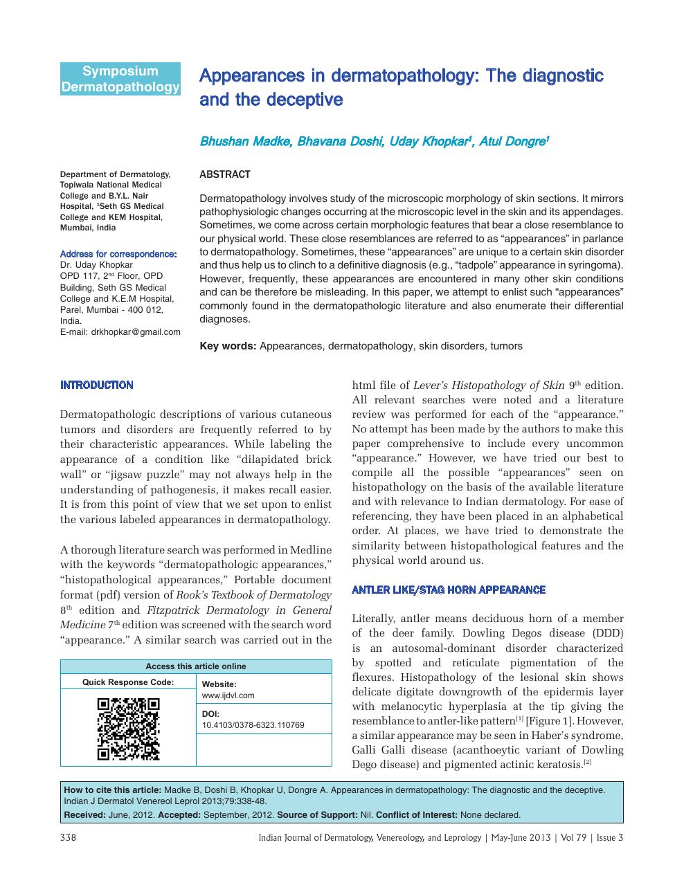 confluent reticulated papillomatosis ijdvl