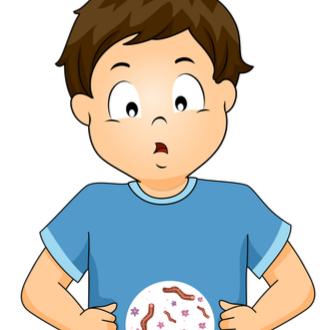 cum să tratezi viermii la copii mici