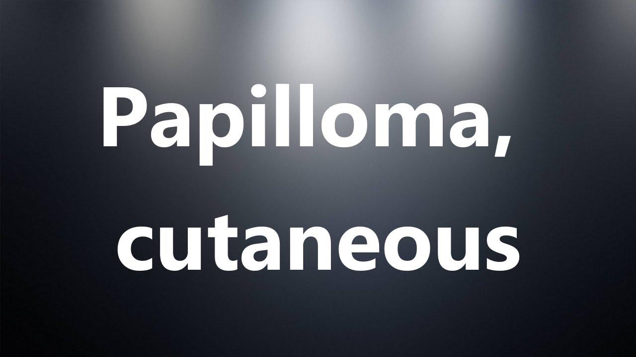 Papillomavirus pronounce. Indepartarea Veruca Valenii