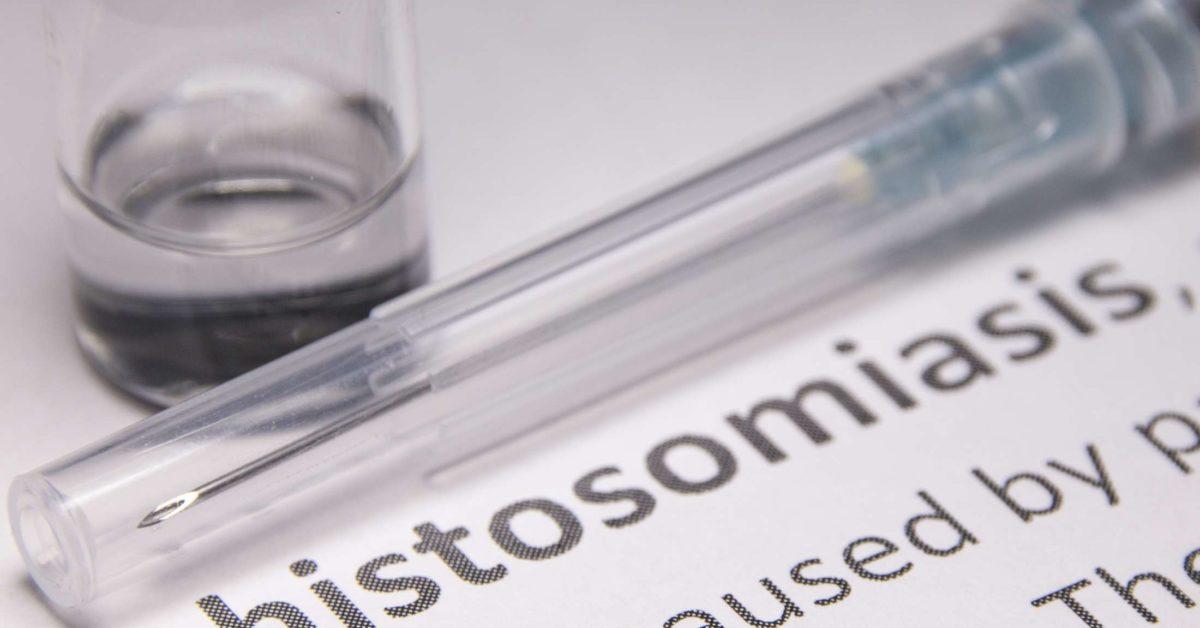 define schistosomiasis