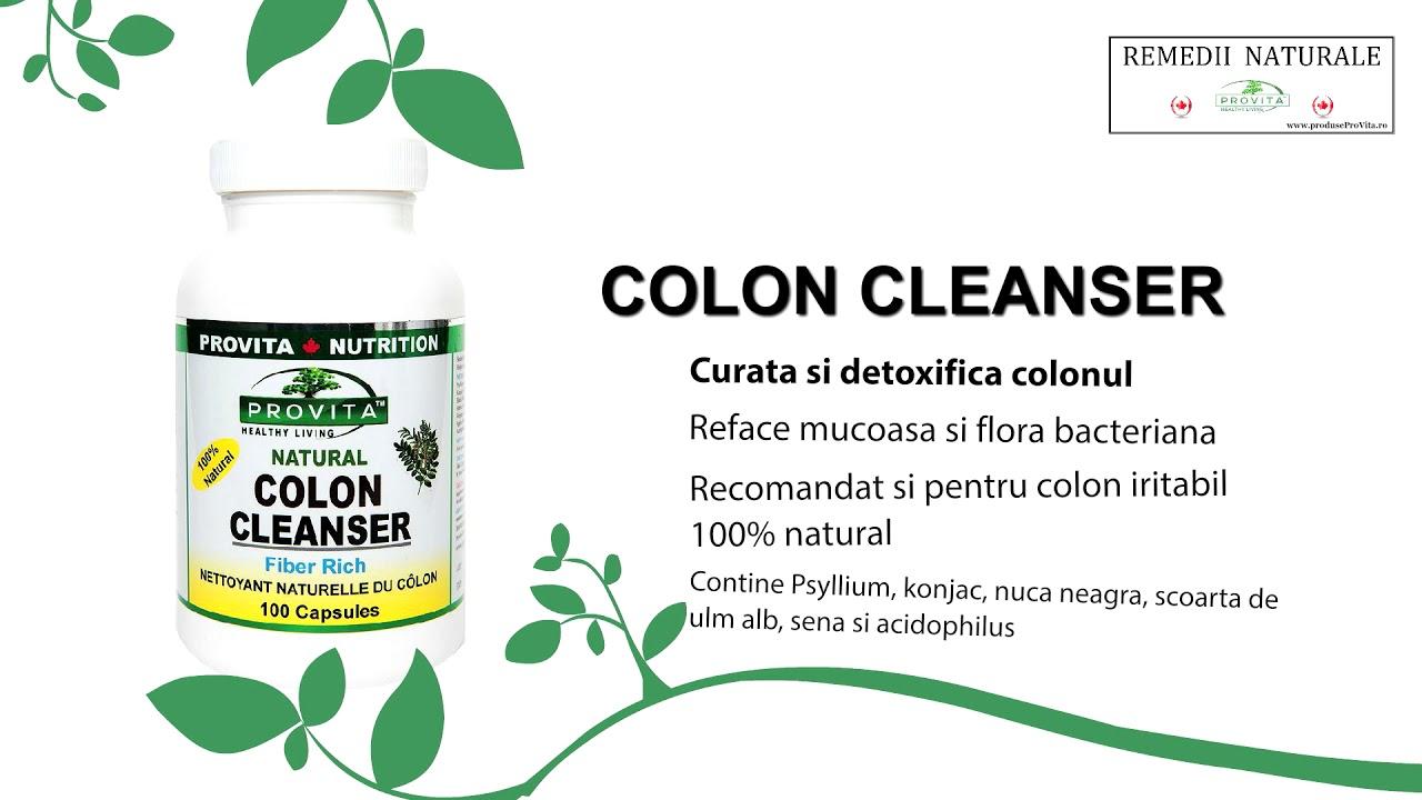 curata colonul natural supozitoare de condilom genferon