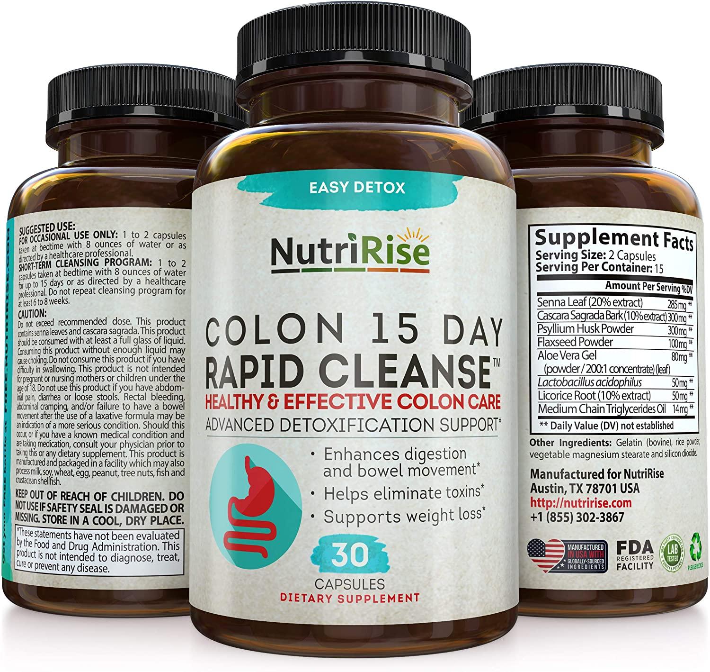 ColonHelp Detox Forte, g pulbere din plante - de la ZENYTH