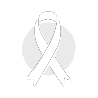 hpv cancer ribbon color