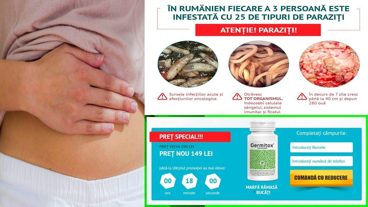 medicamente pentru tratarea paraziților din plămâni