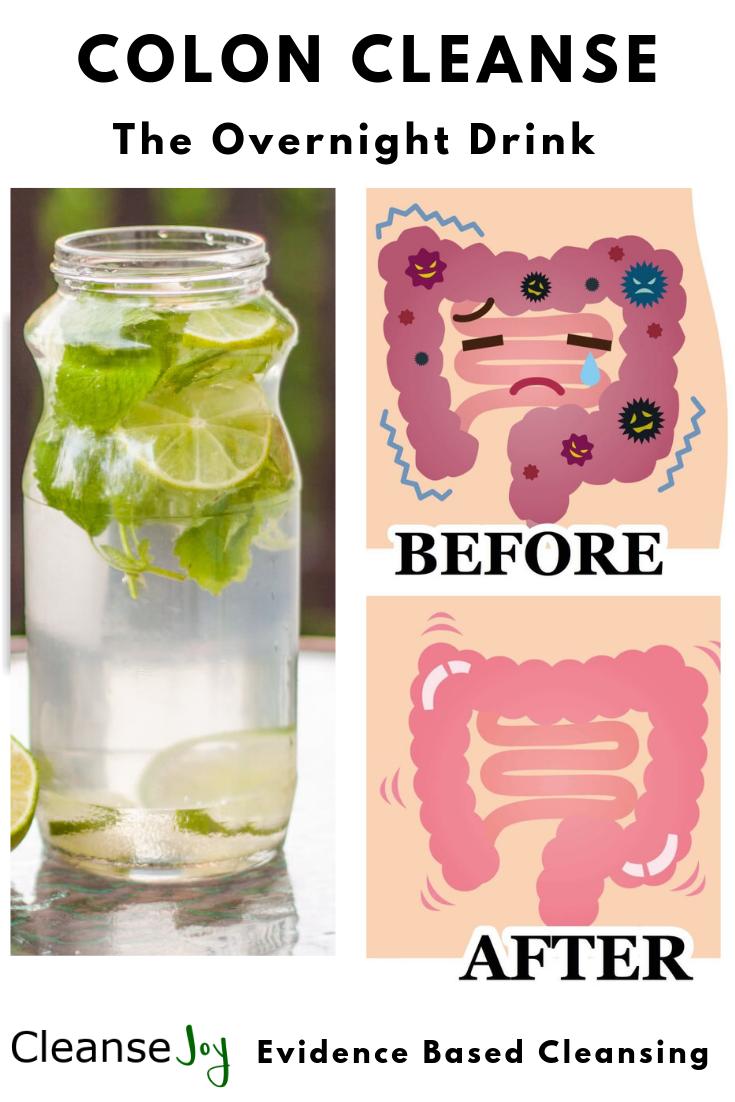 natural detox colon cleanse