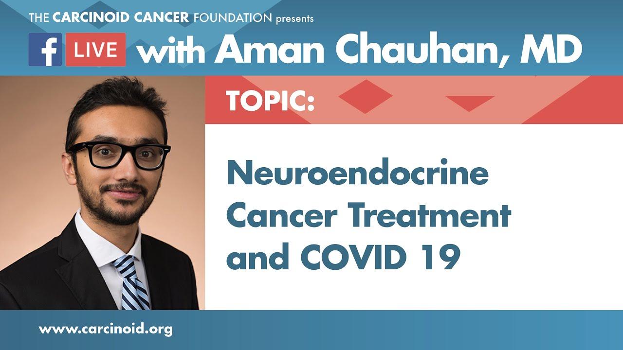 neuroendocrine cancer organizations