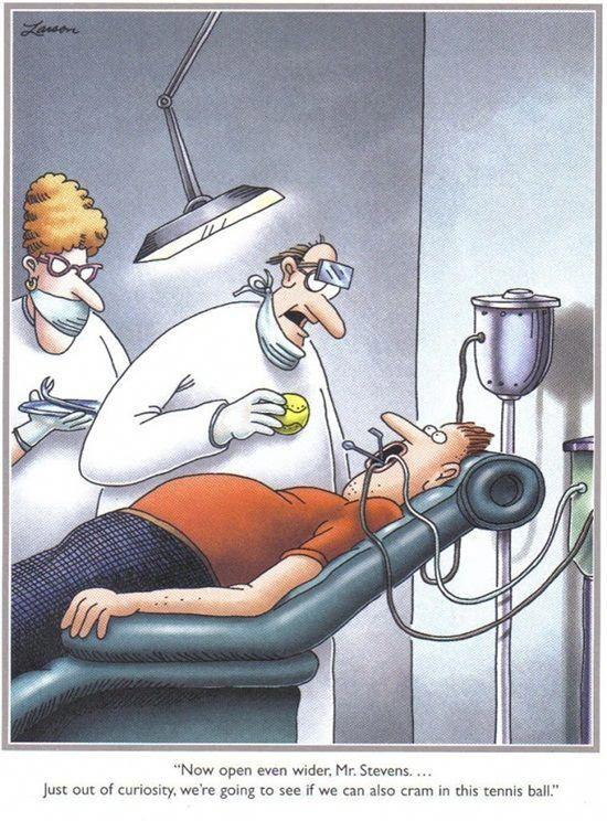 tenist dentist
