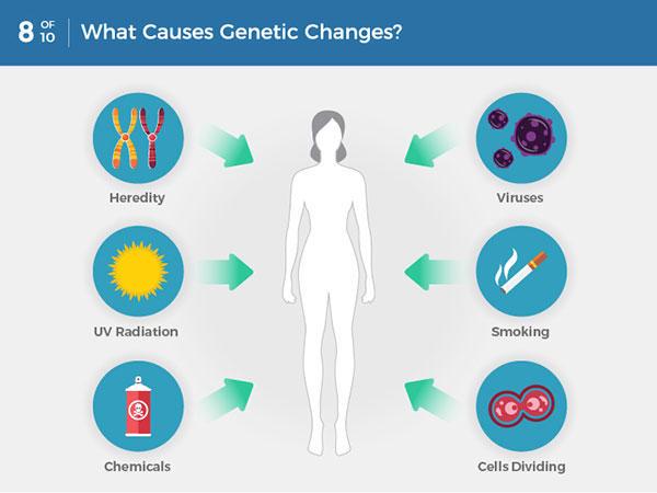 cancer is genetic disease or not viermi la copii cu mâncărime