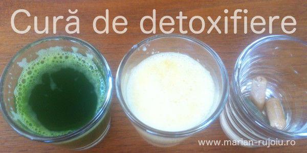 7 metode simple de detoxifiere a organismului