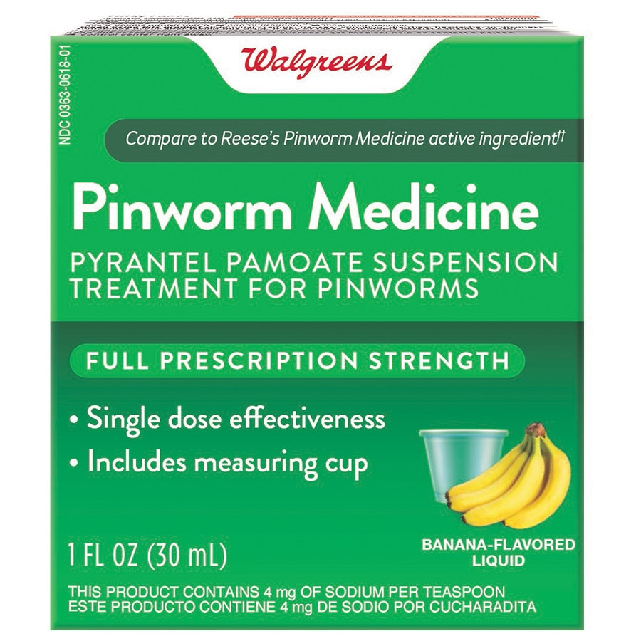 medicamente parazite pinworm