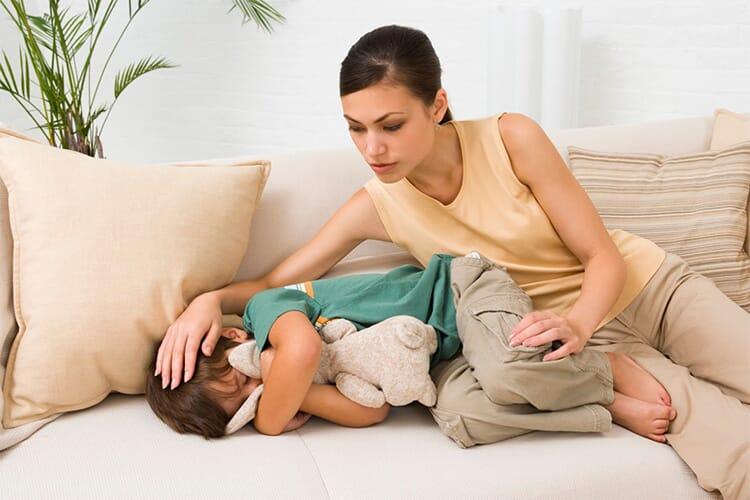 diaree copilă de giardia