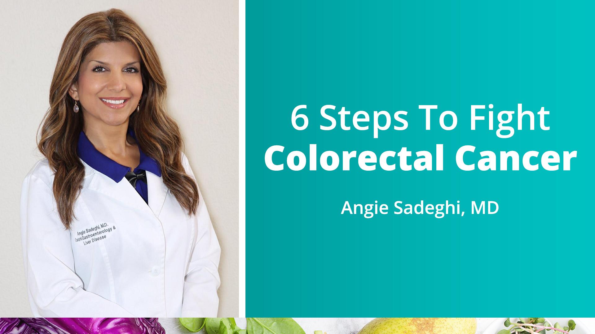 colorectal cancer fight segmente de helmint